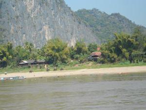 Mekong River View Luang Prabang