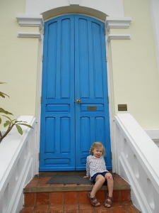 Belle Rive Luang Prabang Door
