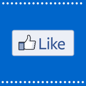 #Facebook #like