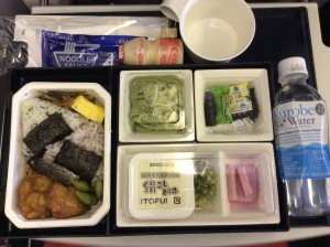 ANA Bento Lunch